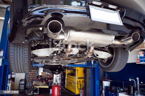 154934986 istock photo Auto Repair 165823988