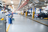 Auto Repair Shop, Garage, Workshop, Working, Car