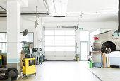 istock Auto repair shop, car garage, 176712668