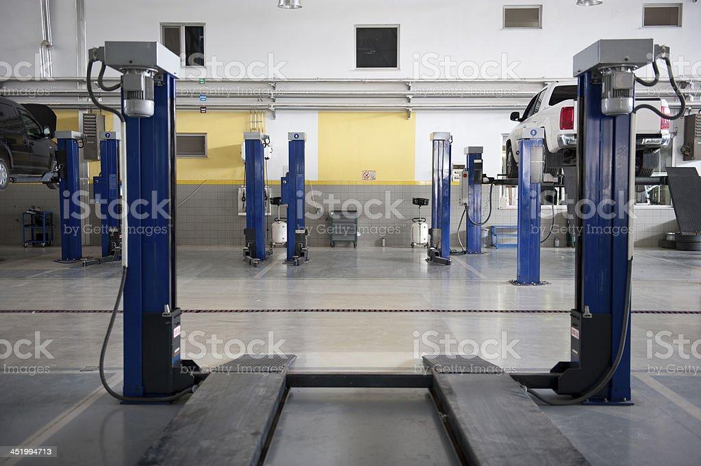 Garage automobile - Photo