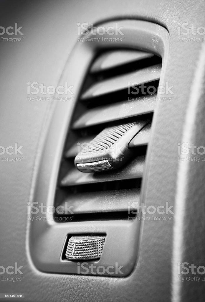 auto ventilation stock photo