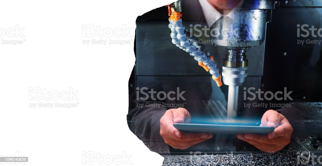 automate wireless control stock photo