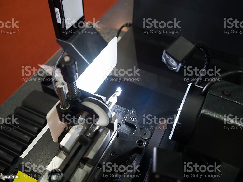 Automated Vision Systems stock photo