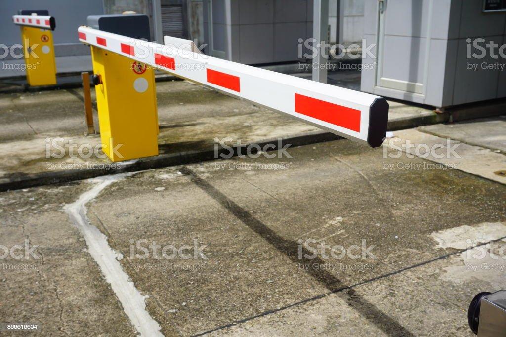 Automatische Sperre für Heimatdorf Sicherheitssystem – Foto