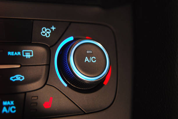 Automatische Auto Klimaanlage  – Foto