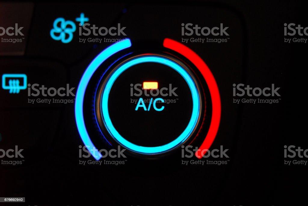 automatic Car Air Conditioner – Foto