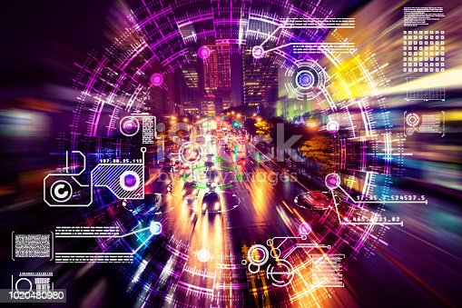 1008204650 istock photo Automatic car city defocused tokyo japan 1020480980
