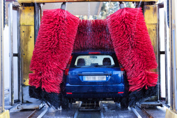 Best Car Wash Stock Photos Pictures Royalty Free Images Istock