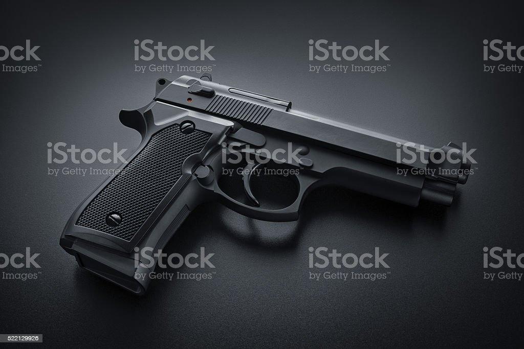 Automático arma foto de stock royalty-free
