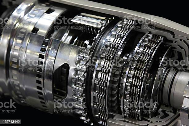 Automatic Transmission Stock Photo - Download Image Now
