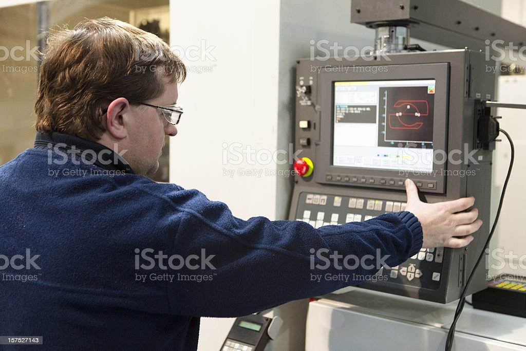 Automation royalty-free stock photo