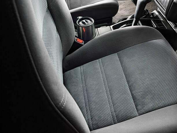 Automobile, Car Interior stock photo