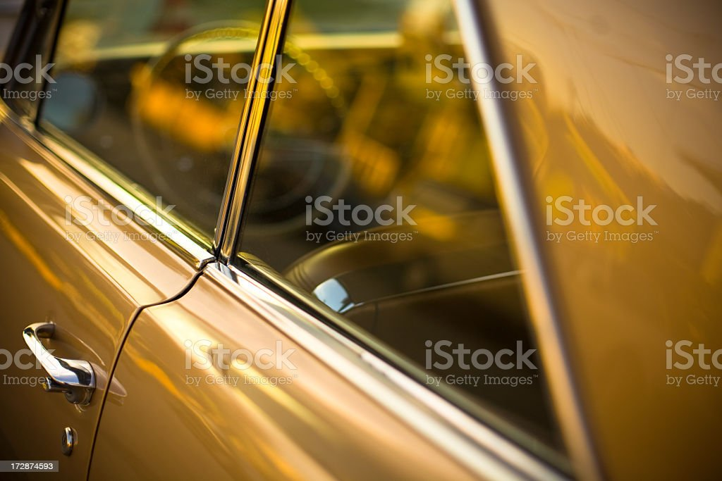 Automobile Close Up royalty-free stock photo
