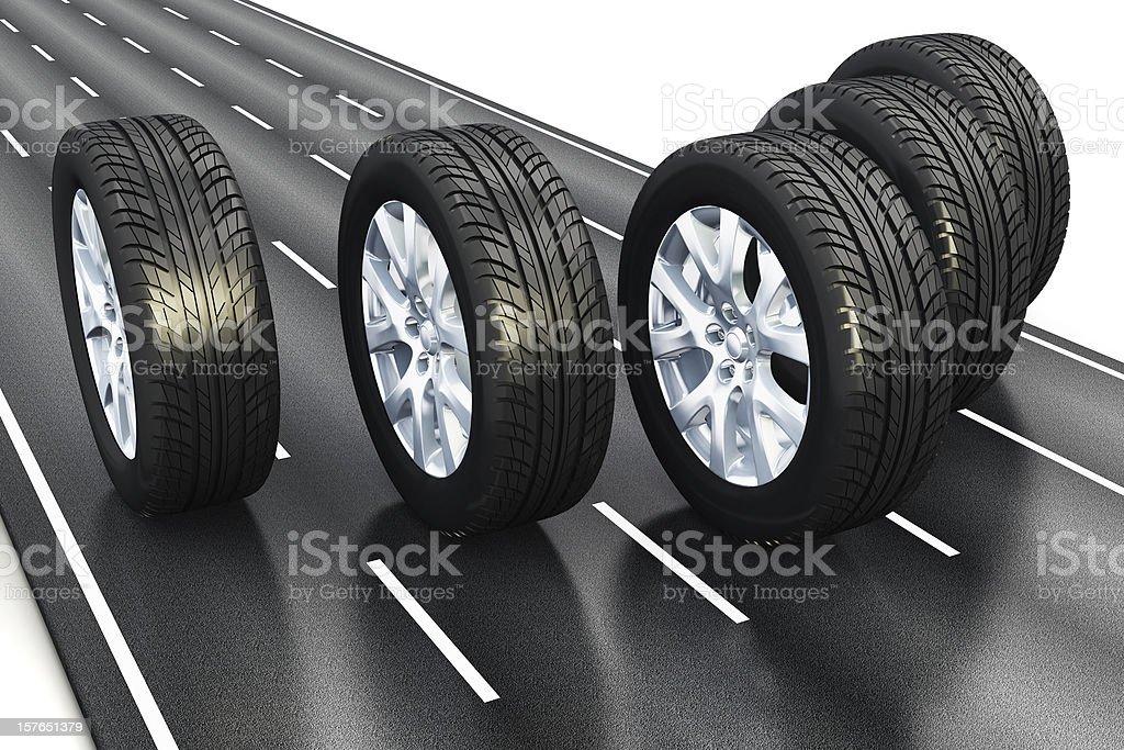 Automotive concept royalty-free stock photo