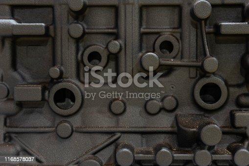Automotive engine castings