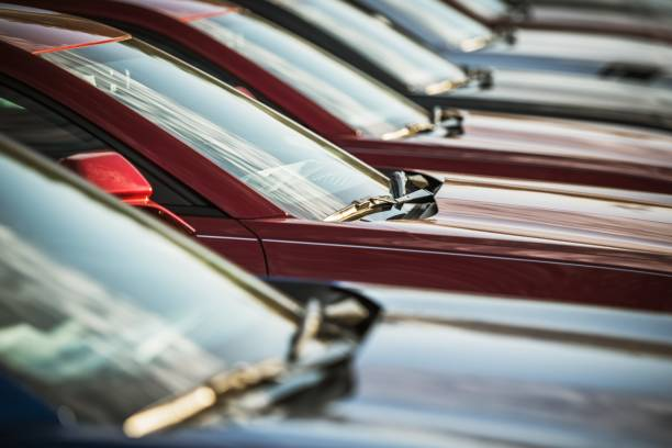 automotive sale business - used car selling stock pictures, royalty-free photos & images