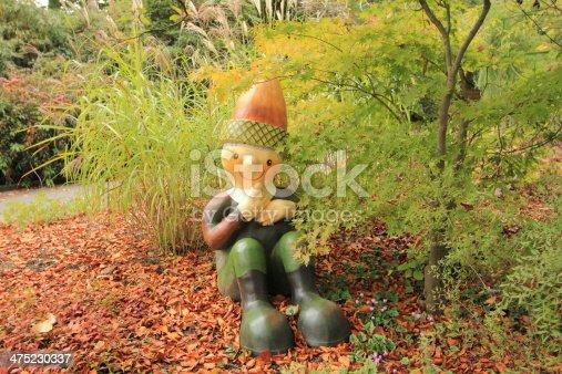 istock autumn and acorn 475230337