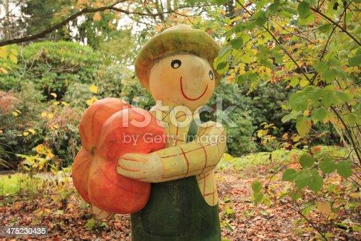istock autumn and acorn 475230435