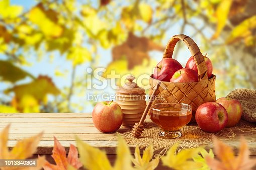 istock Autumn and fall harvest background 1013340304