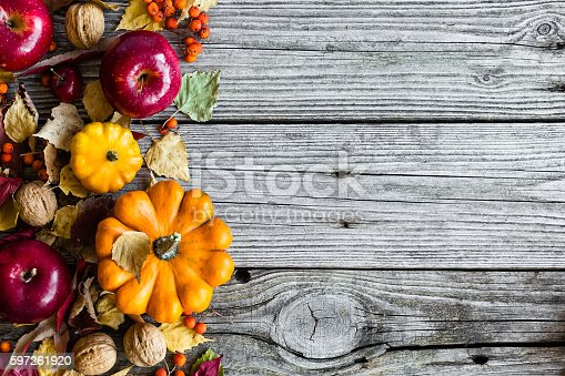 istock Autumn background 597261920