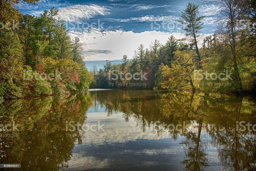 Autumn Bliss stock photo
