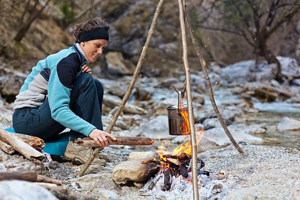 Bushcraft Stock Photos, Pictures & Royalty-Free Images ...