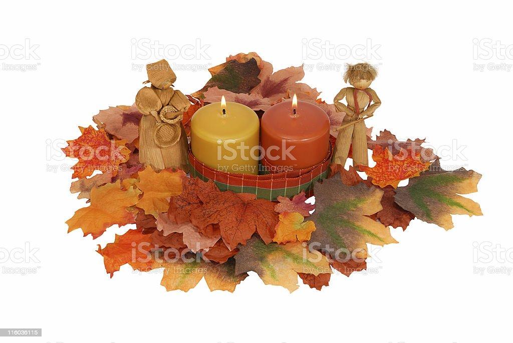 Central de outono - foto de acervo