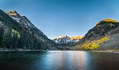 Colorado, Mountain, Mountain Range, Rocky Mountains, Maroon Bells