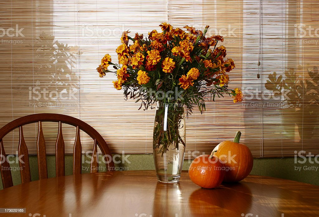Autumn composition royalty-free stock photo