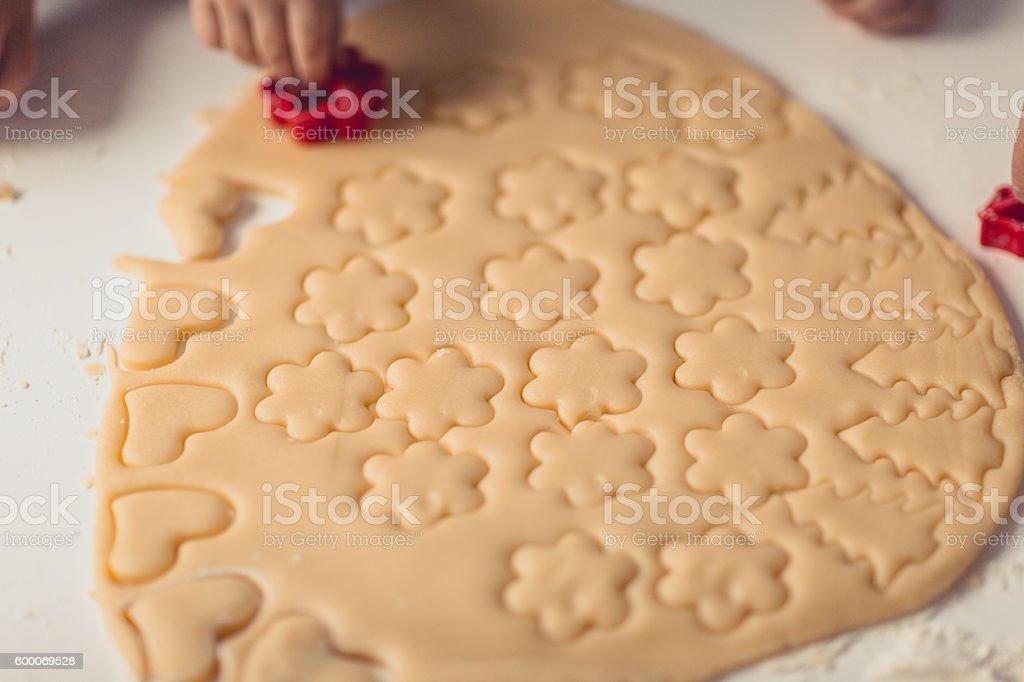 Outono de cookies - foto de acervo