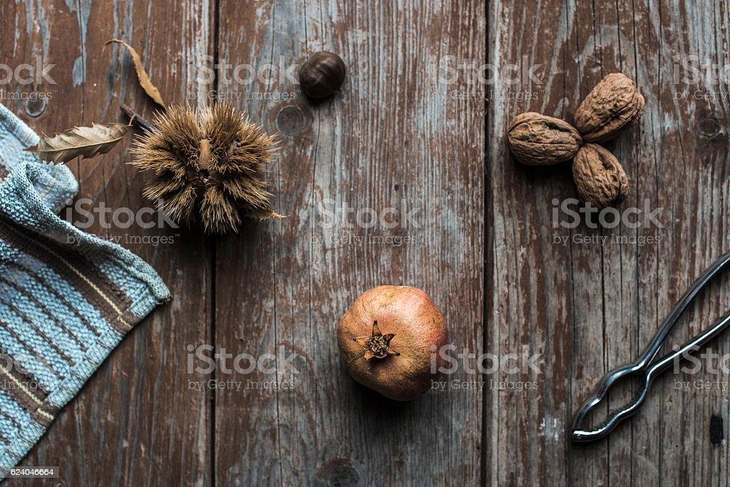 Creazioni d'autunno stock photo