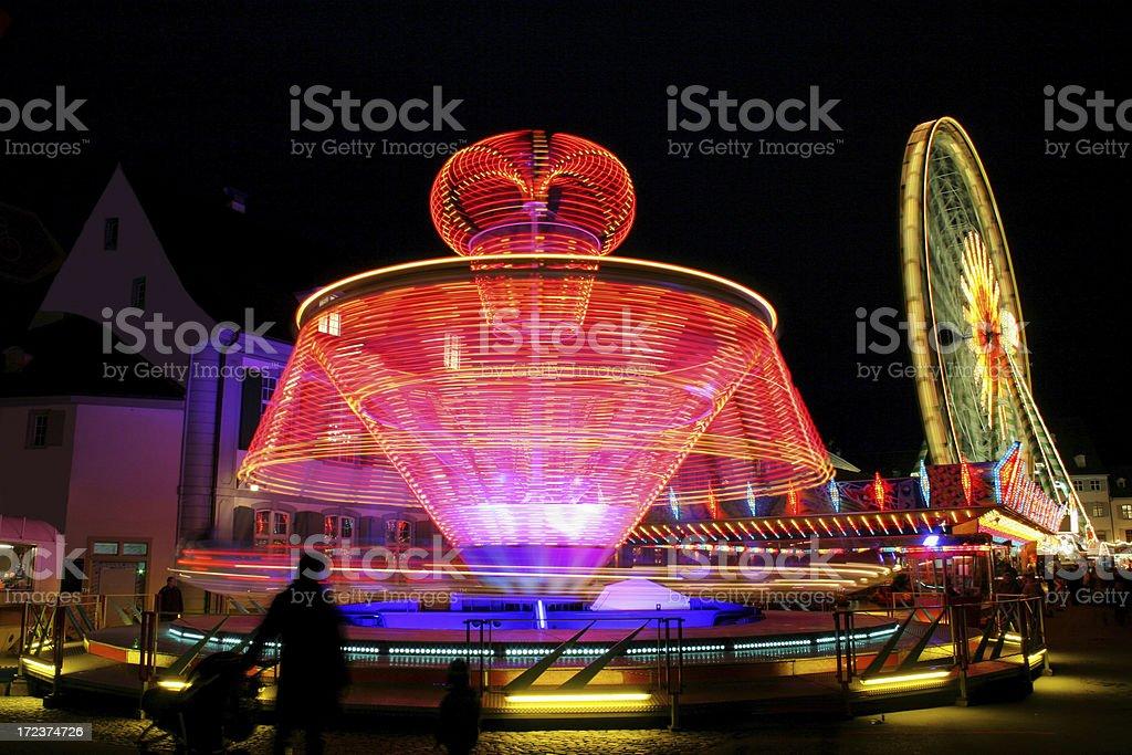Autumn Fair royalty-free stock photo