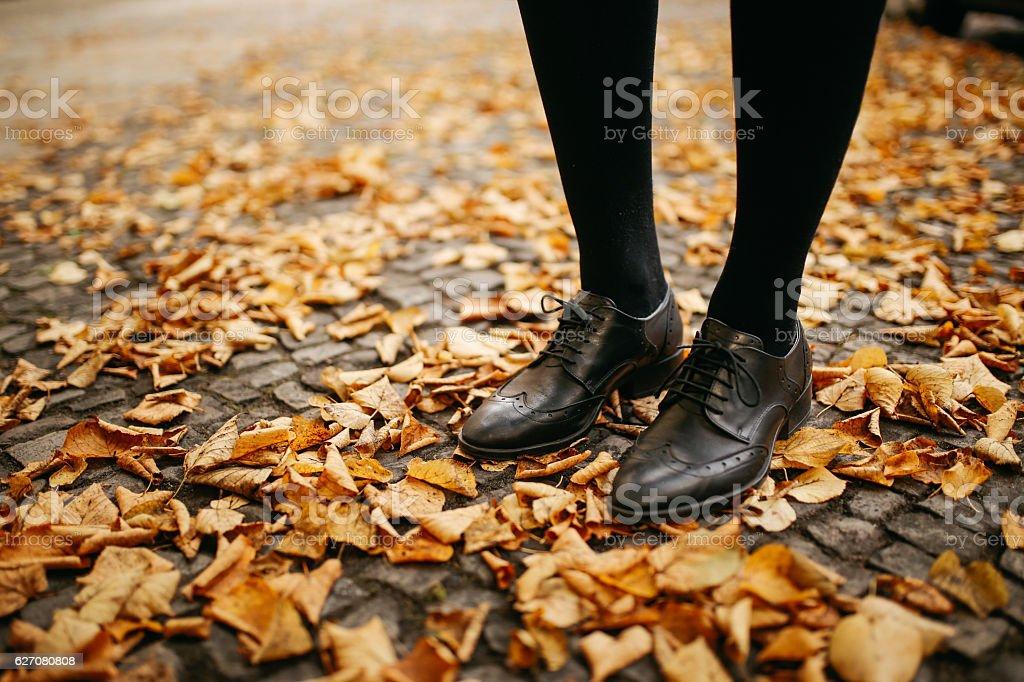 Herbst Mode  – Foto