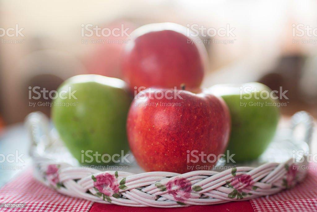 Frutta autunnale foto stock royalty-free