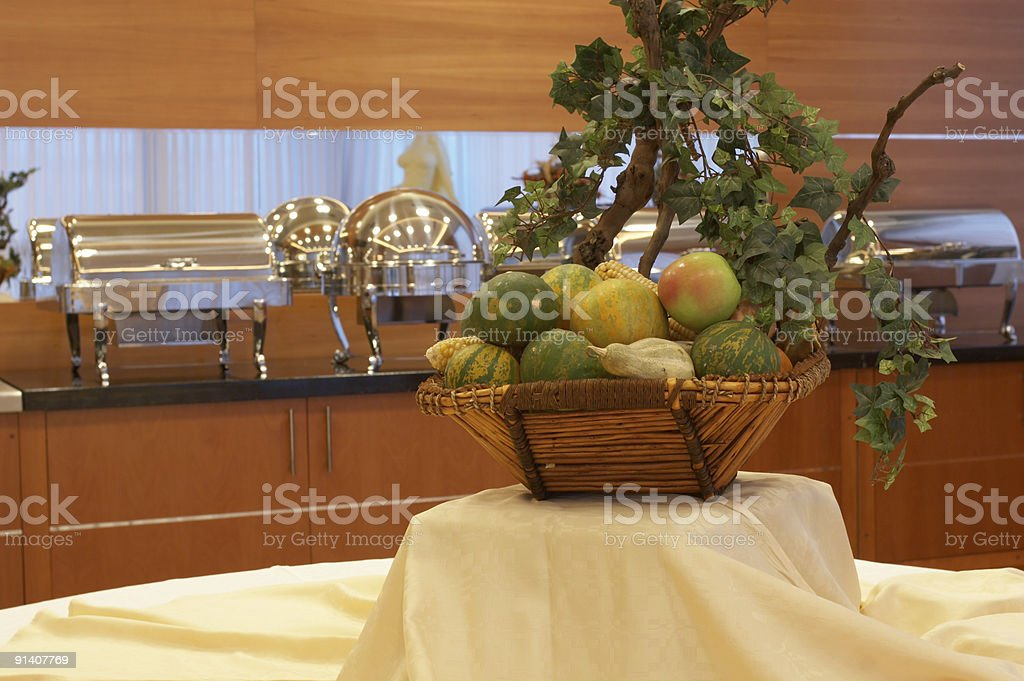 Autumn fruit royalty-free stock photo