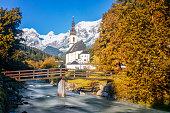 Bavaria, Berchtesgaden, Berchtesgadener Land, Europe, Germany