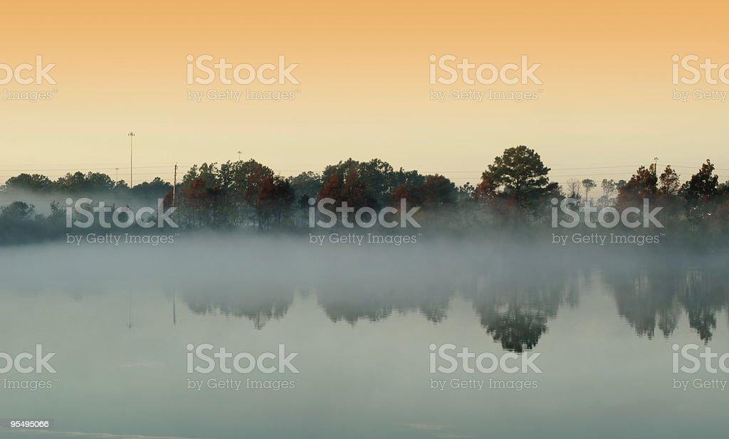 Autumn in Florida royalty-free stock photo