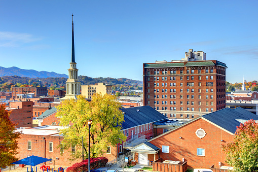 Johnson City is a city in Washington, Carter, and Sullivan counties in the U.S. state of Tennessee