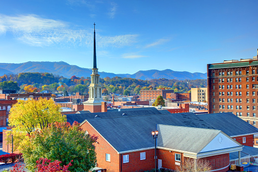 Johnson City is a city in Washington, Carter, and Sullivan counties in the U.S. state of Tennessee.