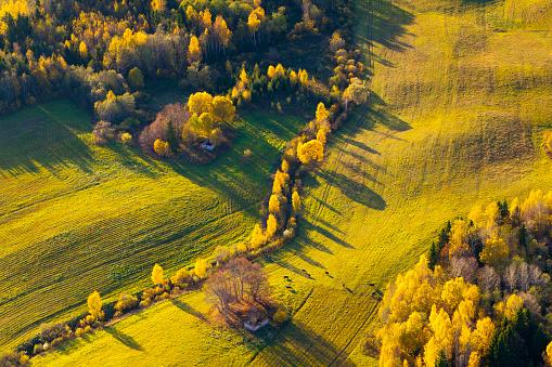 Autumn in Latvia