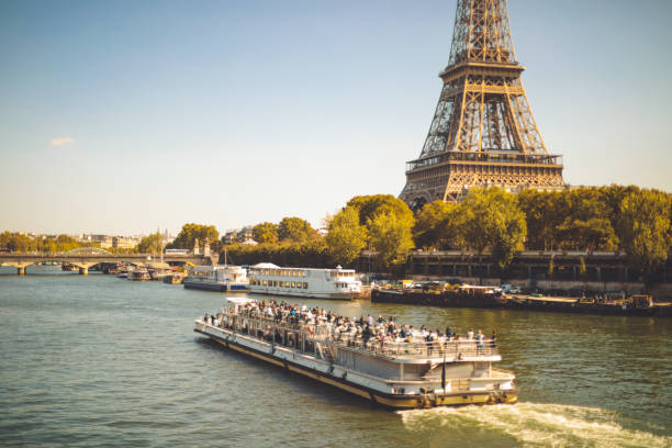Herbst in Paris – Foto