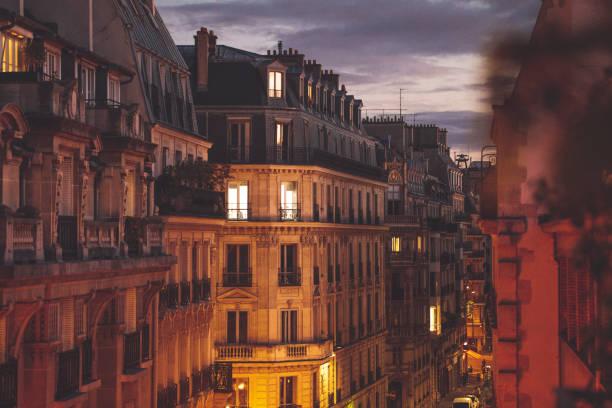 automne à paris - paris photos et images de collection