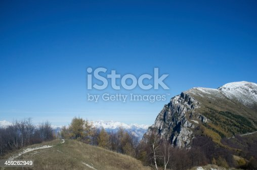 istock Autumn in the Alps 459262949