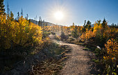 istock Autumn in the Mountains 1263451322