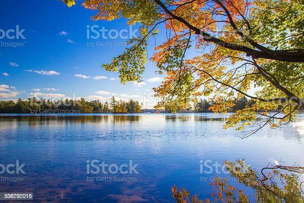Photo of Autumn Lake