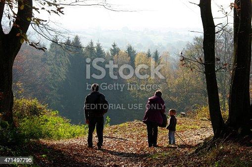 istock Autumn landscape 471497795