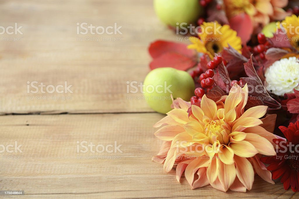 autumn ornament royalty-free stock photo