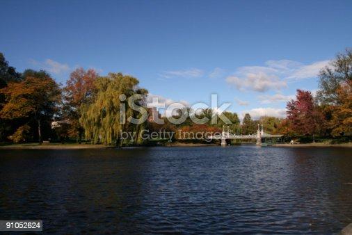 istock Autumn Park 91052624
