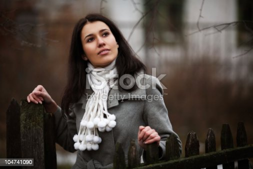 1051172208 istock photo Autumn portrait 104741090