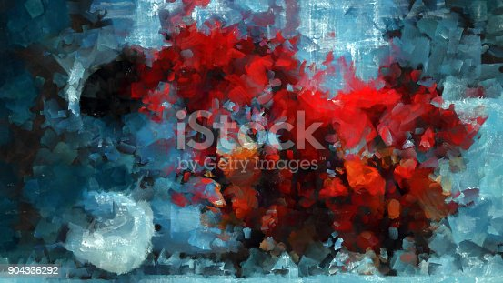 istock Autumn Red Leaves 904336292